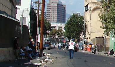 Image of Homelessness in L.A.