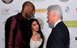 Step Up on Vine Grand Opening With President Bill Clinton and Kobe Bryant